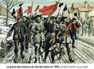 la grève de 1906